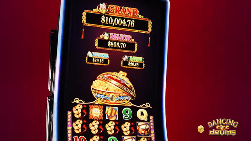 Dancing Drums Slot Usa And Las Vegas Slot Machines Online