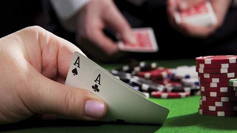 Texas Hold poker games