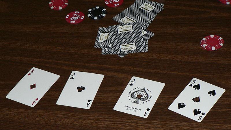 Great poker hands online