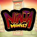 Ninja Monkey slot logo