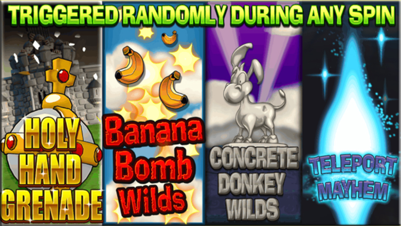 Worms reloaded slot packed with bonuses play online slots here worms reloaded slot malvernweather Choice Image