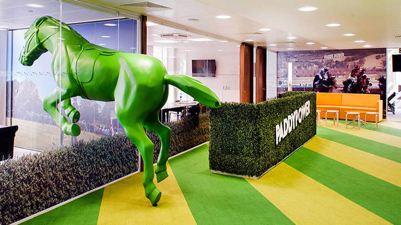 Paddy Power head office