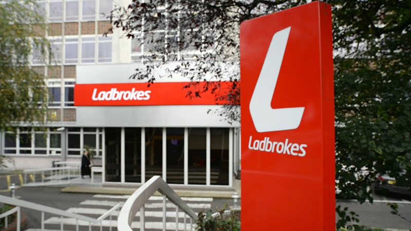 Ladbrokes head office