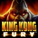 King Kong Fury slot logo
