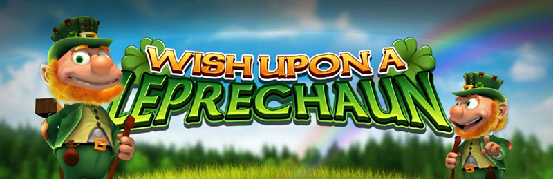 wish upon a laprechaun slot