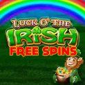 luck o the irish free spins logo