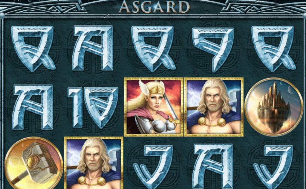 asgard slot gameplay