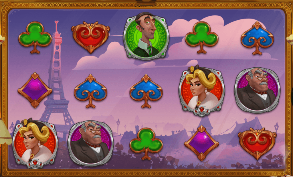 the orient express slot gameplay