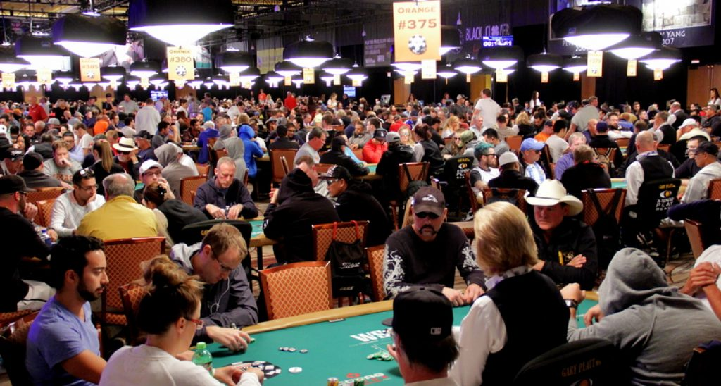 world poker series tables