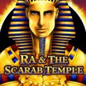 ra and the scarab temple slot thumbnail