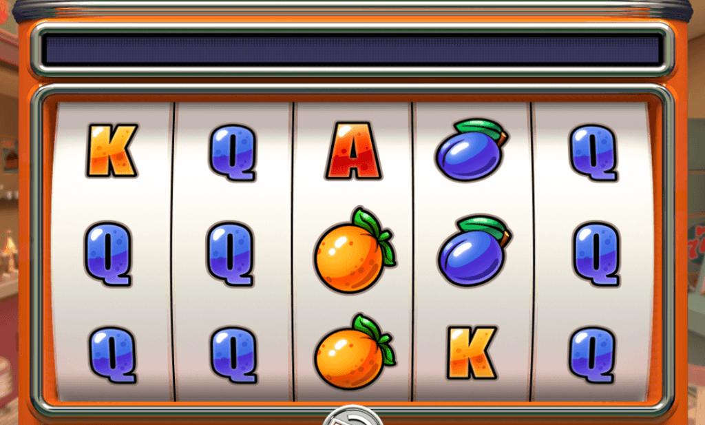 swipe and roll slot gameplay