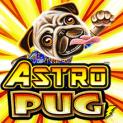 astro pug slot logo