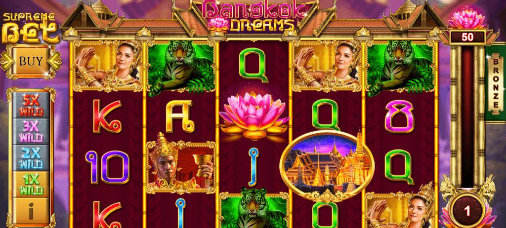 bangkok dreams slot gameplay