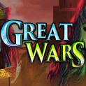 great wars slot logo