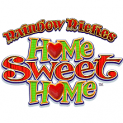 rainbow riches home sweet home slot logo