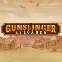 gunslinger reloaded slot logo