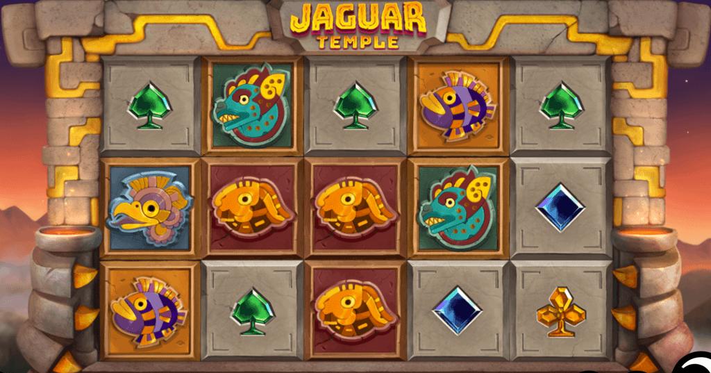 jaguar temple slot gameplay