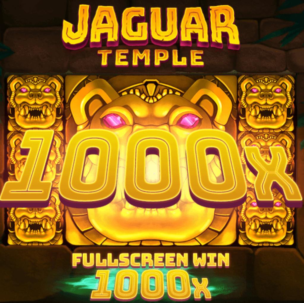 jaguar temple slot rules