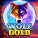 wolf gold slot logo