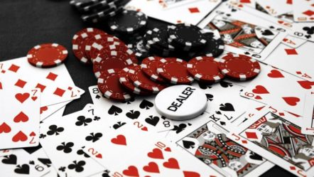 Aggression in Poker