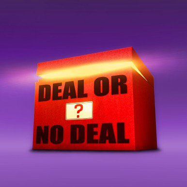 Deal or No Deal Fruit Machines