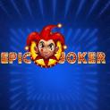 epic joker slot logo