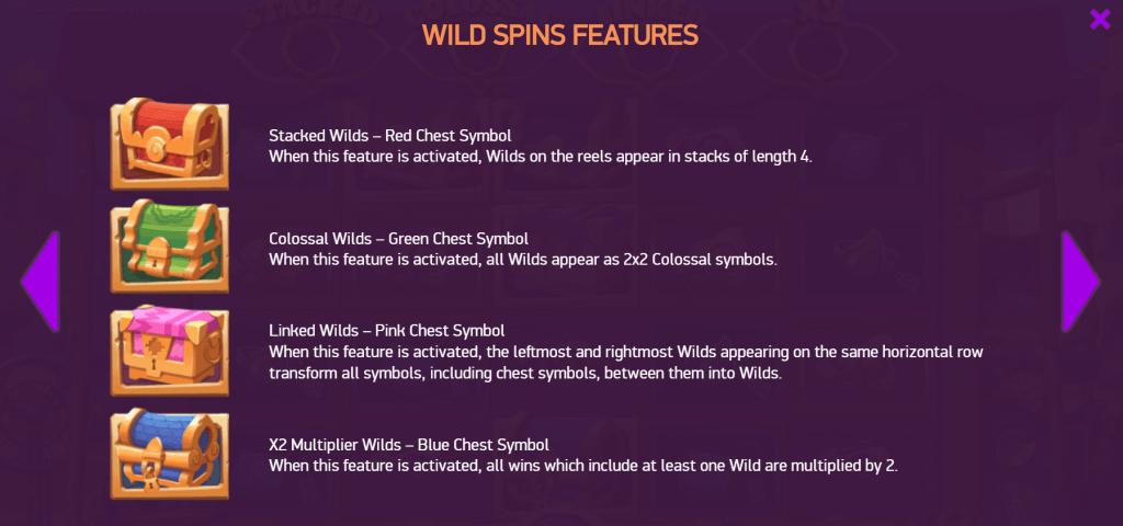 wild bazaar slot rules
