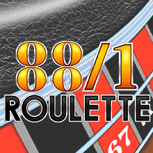88 to 1 Roulette