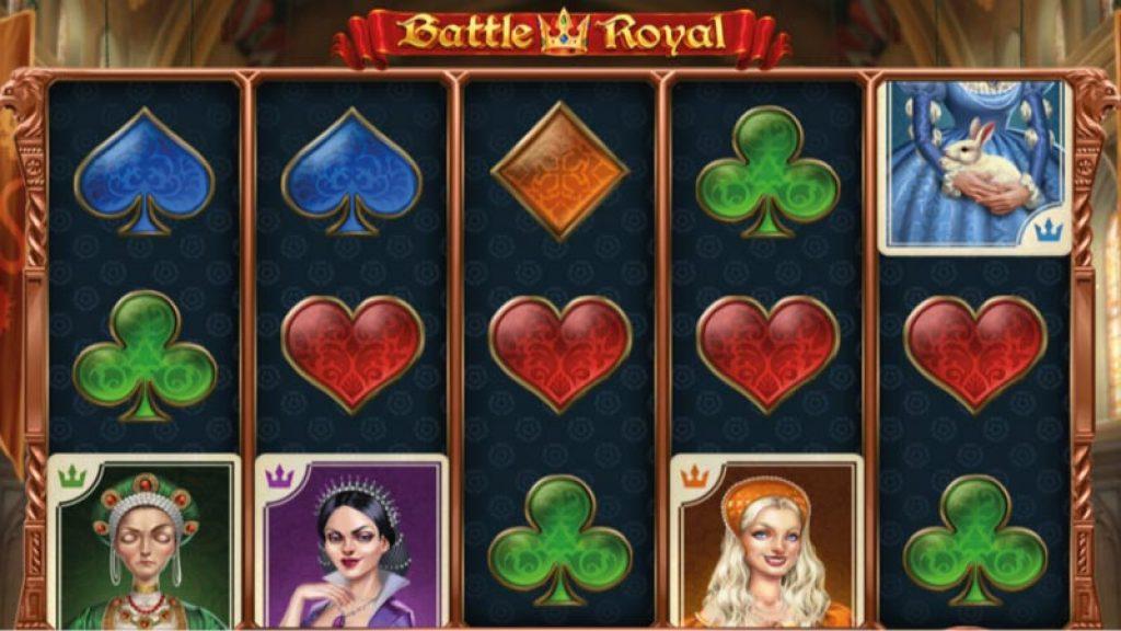 battle-royal-slot-gameplay
