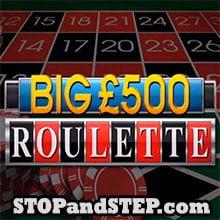 Big 500 Roulette
