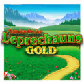 rainbow riches leprechauns gold slot logo