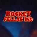rocket fellas inc slot logo