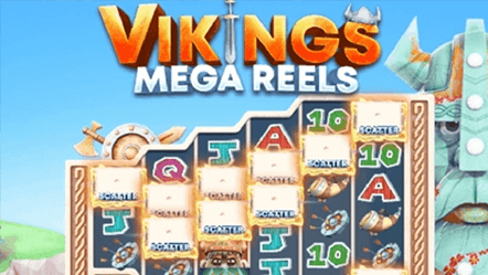 Vikings Mega Reels Slot
