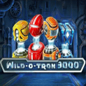 wild o tron 3000 slot logo