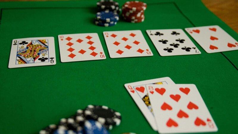 Poker Texas Holdem Limit