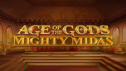 Age Of The Gods Mighty Midas Slot