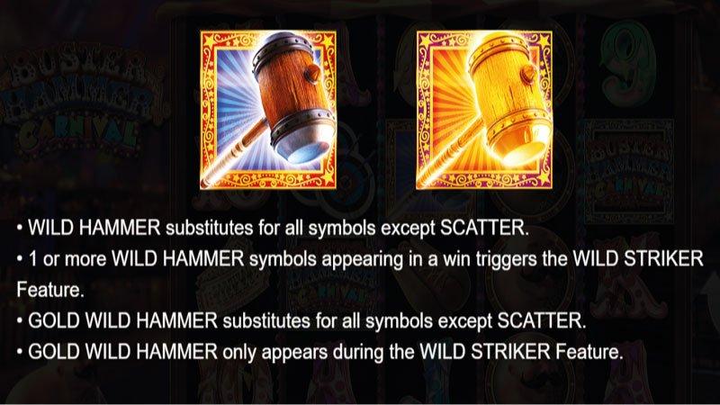 buster-hammer-carnival-slot-rules