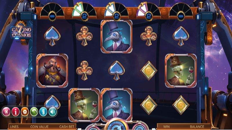 cazino-cosmos-slot-gameplay