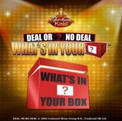 Deal or No Deal What's In Your Box Slot