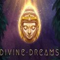divine dreams slot logo