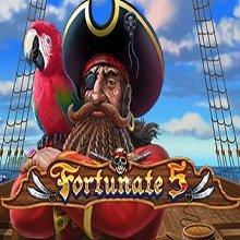 Fortunate 5 Slot Machine