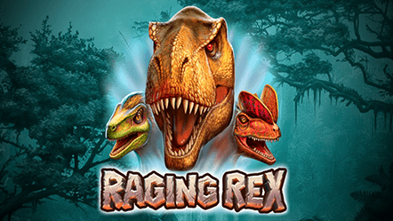 Raging Rex Slot