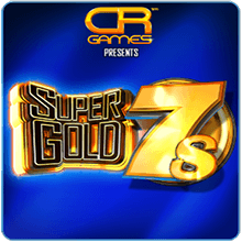 Super Gold 7s Slot Machine