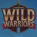 wild warriors slot logo