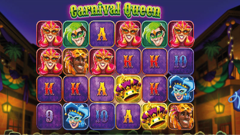 carnival-queen-slot-gameplay