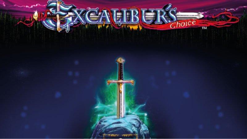 Excalibur's Choice Slot