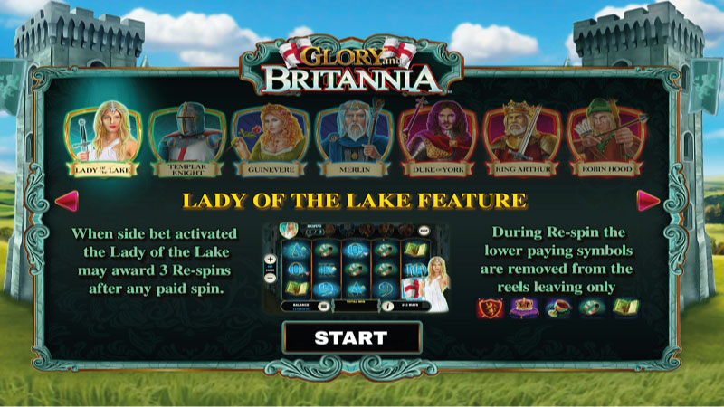 glory-and-britannia-slot-rules
