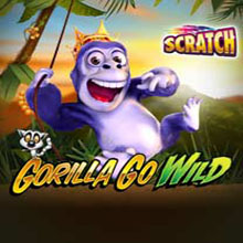 Gorilla Go Wild Scratch Card
