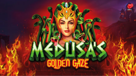 Medusa's Golden Gaze Slot