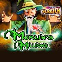 Merlins Millions Scratch Card